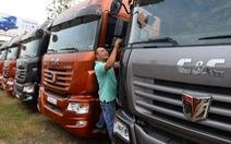5 tháng nhập hơn 13.400 chiếc ôtô Trung Quốc