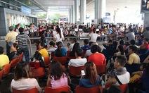 Cửa ngõ sân bay Tân Sơn Nhất liên tục bị ùn tắc