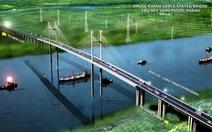 Xây cầu Phước Khánh có độ tĩnh không cao nhất nước