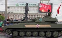Dân Ukraine phản đối xóa dấu vết thời Xô viết