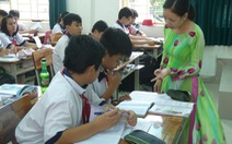 Tiêu chí tuyển sinh vào Trường THCS Lê Văn Tám, Bình Thạnh