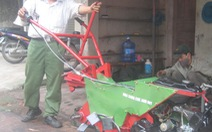 Máy nông nghiệp đa năng giúp nông dân bớt vất vả