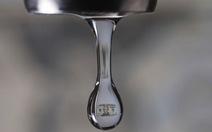 Báo động tình trạng khan hiếm nguồn nước ngầm