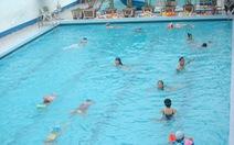 Nhu cầu học bơi hè ở trẻ em tăng cao