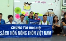 Hoàn tất hành trình xuyên Việt vận động sách