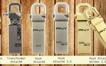 USB Hook kiểu móc khóa tiện dụng