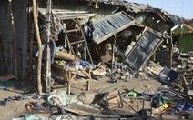 2 thiếu nữ đánh bom làm 30 người Nigeriachết
