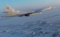 Nga triển khai vũ khí hiện đại tới Bắc cực