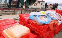 Trung Quốc thu giữ lượng thịt thối khổng lồ trữ 40 năm