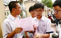 Tuyển sinh lớp 10 tại Hà Nội:Thi kết hợp xét tuyển
