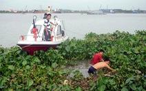 Lại phát hiện xác chết trên sông Đồng Nai