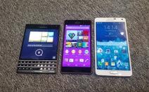 Chọn mua smartphone cao cấp đang giảm giá