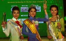 Nguyễn Thị Lệ Nam Em đoạt giải hoa khôi ĐBSCL 2015