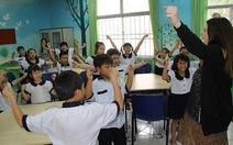Giáo viên, học sinh đều không hứng thú... với tiếng Anh