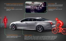 """Jaguar nhắm đến thế hệ xe """"hiểu"""" người lái"""