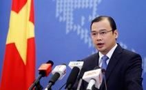 Việt Nam phê phán hành động bạo lực của Campuchia ở Long An
