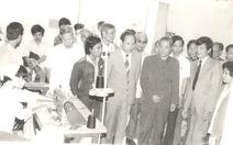 Tổng bí thư Nguyễn Văn Linh: người xuất hiện lúc đất nước cần