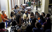 Rơi máy bay ở Indonesia: Chưa xác định hết số thương vong