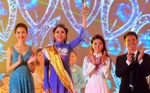 Hoa khôi Nam Em tranh tài tại Hoa hậu hoàn vũ VN 2015