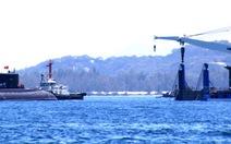 Tàu ngầm 185 - Khánh Hòa đã vào quân cảng Cam Ranh