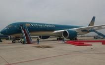 Vietnam Airlines nhận máy bay đời mới Airbus A350