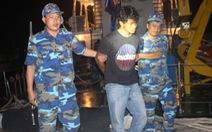 Cảnh sát biển VN chạm trán cướp biển:8 vị khách không mời