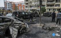 IS tấn công quân đội Ai Cập làm chết 117 người