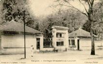 Sửa Trường Lê Quý Đôn phải theo thiết kế năm 1877!