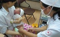 Cấp thẻ BHYT cho trẻ dưới 6 tuổi cùng lúc đăng ký khai sinh