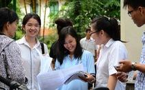 Nhiều cụm thi THPT quốc gia sẽ chấm xong trước ngày 15-7