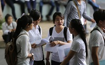 Đại học Huế: Nhiều điểm liệt môn toán