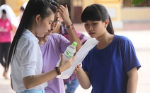 25 thí sinh ở Đà Nẵng bị đình chỉ thi