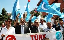Biểu tình chống Trung Quốc bùng phát ở Thổ Nhĩ Kỳ
