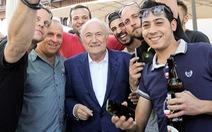 Ông Sepp Blatter không đến Canada vì sợ bị Mỹ bắt!