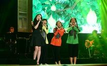 Tràn đầy cảm xúc đêm nhạc Phan Huỳnh Điểu - Phan Nhân