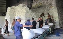 Giá gạo giảm dưới giá sàn