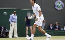 Djokovic thắng mướt mồ hôi Anderson