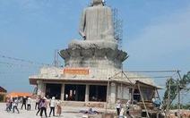 Điểm tin: Tượng Phật đang xây bất ngờ đổ sập