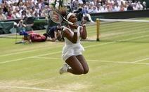 Serena gặp Sharapova ở bán kết Wimbledon 2015