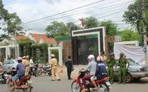 GĐ CA Bình Phước công bố điện thoại riêngnhận tin báo vụ thảm sát
