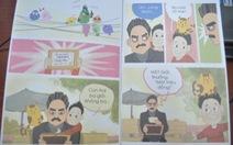 Nghi án VTV đạo truyện tranh:Đề nghị Cục Bản quyền vào cuộc