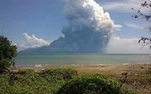 Núi lửa phun,Indonesia đóng cửa 5 sân bay