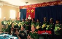 """Thưởng """"nóng"""" Ban chuyên án phá vụ thảm sát tại Bình Phước"""