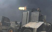 IS dùng xe ủi hành quyết 12 dân thường Iraq