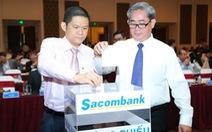 Thăng trầm chiếc ghế nóng HĐQT Sacombank