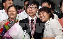 Việt Nam giành 3 huy chương vàngOlympic vật lý quốc tế