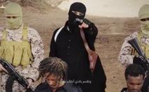 IS cho nổ tung em bé để dạy tân binhcách đặt bẫy mìn