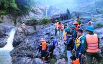 """Lại 3 người chết đuối vì hũng nước """"tử thần"""" ở Suối Vàng"""