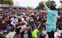 Dân Trung Quốc phản đối mở rộng nhà máy nhiệt điện