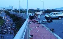 Tai nạn trên cầu Thuận Phước: tài xế uống rượu, nhầm chân ga